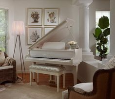 4 - Eclectic Townhouse - traditional - living room - miami - Adelene Keeler Smith Interior Design