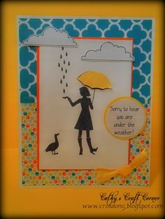 Cathy's Craft Corner: Stampin up Cards