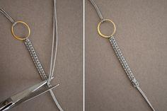Armband touw