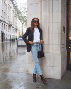 Classy outfit idea to copy ♥ For more inspiration join our group Amazing Things ♥ You might also like these related products: - Jeans ->. Basic Outfits, Classy Outfits, Stylish Outfits, Beautiful Outfits, Fall Outfits, Cute Outfits, Fashion Outfits, Fashion Ideas, Girly Outfits