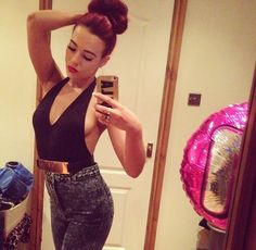 Stephanie davis from hollyoaks Stephanie Davis, Hollyoaks, Old And New, All Things, Actors, Celebrities, How To Wear, Natural Beauty, Characters
