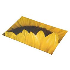 Sunflower  -  American Mojo Placemat
