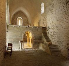 Category:Interior of Prieuré de Serrabone Carcassonne, Languedoc Roussillon, South Of France, Interior, Home Decor, Romanesque Art, Indoor, Homemade Home Decor, Design Interiors