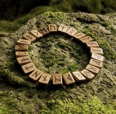 Runen Magic Runes Witchcraft Runer fun diy crafts for your room - Fun Diy Crafts Wiccan, Witchcraft, Runas Futhark, Elder Futhark, Magia Elemental, Les Runes, Ancient Runes, Celtic Runes, Viking Runes