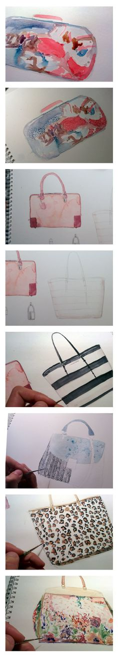 Making of Handbags are a girls best friend Girls Best Friend, Best Friends, Handbags, Illustration, Projects, How To Make, Art, Beat Friends, Log Projects