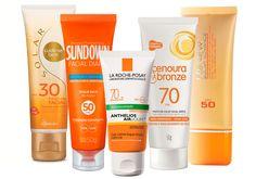 Escolha aqui um protetor solar facial para chamar de seu