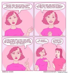 These Comics Absolutely Nail Why We Still Need Feminism