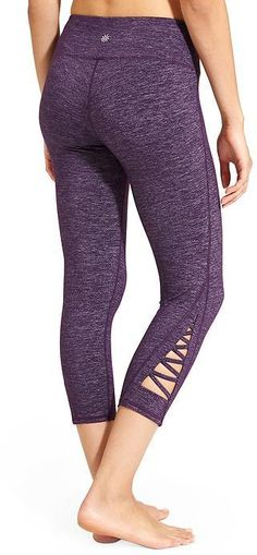 Quest Criss Cross Chaturanga Capri