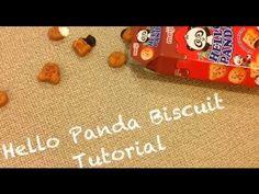 how to: mini Hello Panda biscuits
