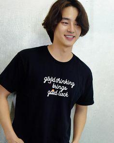 Cute Korean, Korean Men, Asian Men, Korean Actors, Korean Drama, Positive Vibes, Kdrama, Positivity, T Shirts For Women