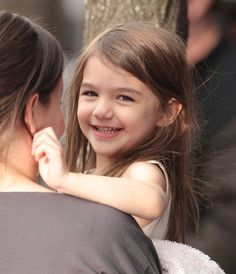 Suri Cruise. If you haven't been to Suri's Burn Book. You NEED to.