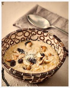Cardamom & Lentil Porridge | HEALING FOODS