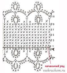 """Аксессуары крючком - 2~1921 - Страна вязания """"Ярния"""""""