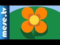 Gryllus Vilmos : Színvilág  (gyerekdal, mese, Félnóta sorozat ) Songs, Education, Tv, Youtube, Spring, Colors, Television Set, Colour, Onderwijs