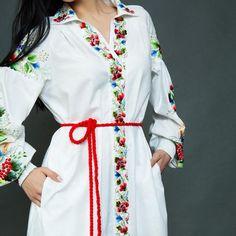 Bordados de algodón vestido vestido suelto vacaciones Vestido   Etsy White Boho Dress, White Dress Summer, Summer Dresses, Unique Dresses, Stylish Dresses, Bohemia Dress, Denim Maxi Dress, Bohemian Blouses, White Dresses For Women