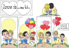 Love is...Sunday 29 May 2016 | Bill Asprey Cartoons & Comic Strips