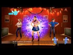 "▶ Just Dance Disney Party - ""Hoedown Throwdown"" - 5,130 + Score - YouTube"