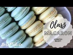 Italian Meringue, Biscotti, Macarons, Sweets, Youtube, Food, Google, Candy, Bebe