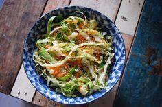 Aziatische coleslawdressing