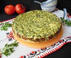 Reteta culinara Placinta cu spanac, urda si crema de branza din categoria Aperitive / Garnituri. Specific Romania. Cum sa faci Placinta cu spanac, urda si crema de branza