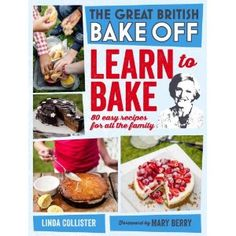 Yet another new Great British Bake Off book!