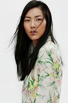 Zara Floral Blouse - getting this when it's back in stock!