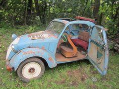 Fiat 5OOA ...still needs a little love...