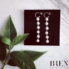 Drop Earrings, Photo And Video, Instagram, Jewelry, Jewlery, Bijoux, Schmuck, Drop Earring, Jewerly