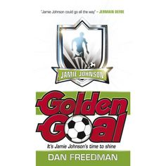 Golden Goal (Jamie Johnson) - English Wooks