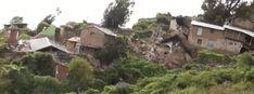 State of emergency after landslide destroys over 100 homes, Peru
