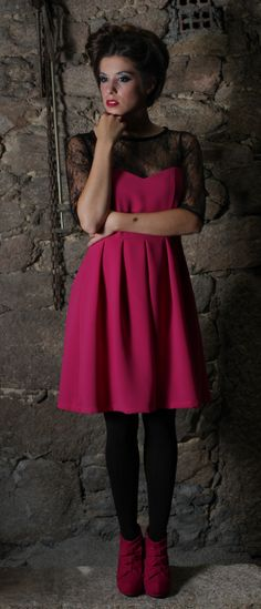"""Silvia"" dress"