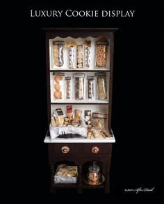 Luxury Cookie display Artisan fully Handmade von afterdarkafterall