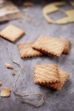 Biscuits sablés à la fleur de sel (ne se déforment pas à la cuisson)