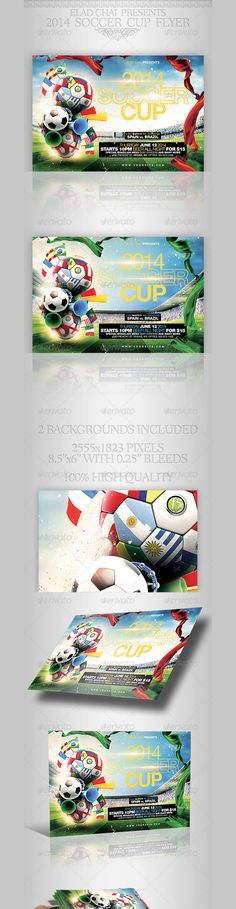 Soccer Flyer  Sport    Flyer Template And Template