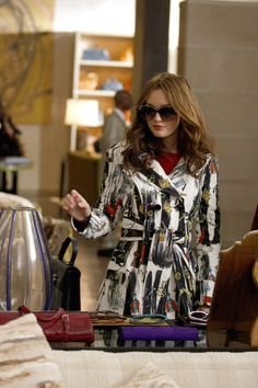Gossip Girl 2x19 The Grandfather #GossipGirl  #BlairWaldorf #LeightonMeester