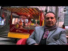 Chiosco street food - Ape CiaoChips - YouTube
