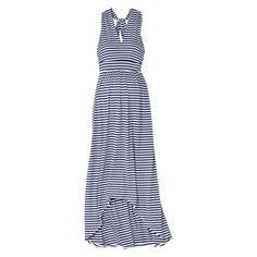 Target - Merona Maternity Sleeveless halter Maxi Dress - 29.99