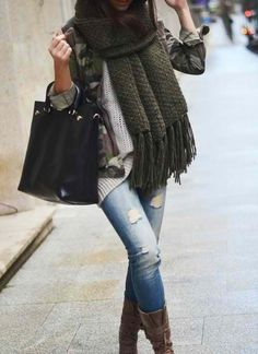 My gram needs to make me that scarf