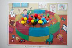 Actividades que realizo en el Taller de Estimulación del Lenguaje Oral en infantil