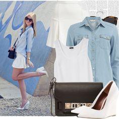 """Blogger Style: Tuulavintage"" by megi32 ❤ liked on Polyvore"