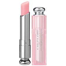 Batom Dior Addict Lip Glow - Baume Lèvres Rehausseur de Couleur  SPF 10