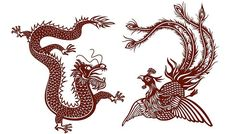 What we know of the oriental phoenix, or fèng huáng (鳳凰), comes from age-old folklore and mythology. Phönix Tattoo, Body Art Tattoos, Rising Phoenix Tattoo, Chinese Paper Cutting, Golden Pheasant, Chinese Artwork, Phoenix Art, Chinese Culture, Japan
