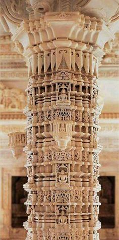 Jain Temple, Building Sketch, Ancient Architecture, Namaste, Carving, Community, Indian, Sculpture, Statue