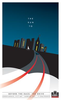 The Run To Monaco from WCRS