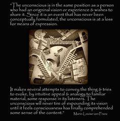 Carl Jung #unconsciousness