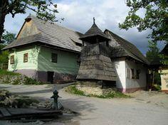 Vlkolínec, Slovakia