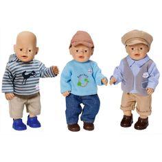 Zapf Creation my mini Baby born 809-990 Бэби Борн Кукла-мальчик