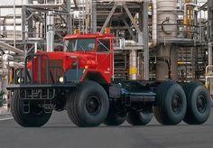 truckingworldwide2:Kenworth custom 963 6x6 on floats - US...