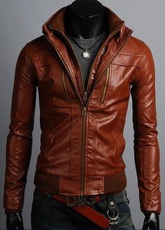 "Blouson simili cuir homme ""HD"" http://vestesencuir.fr/vestes-en-simili-cuir-homme/197-veste-en-cuir-hommehd.html"