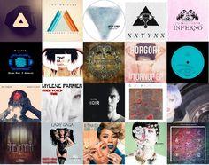 Imagery: Pyramids, One eye symbolism, Lady Gaga alter personas (MK Ultra mind control), Keysha Cole alter persona mask, etc